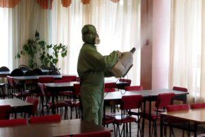 ДЕЗИНФЕКЦИЯ ТОЧЕК ОБЩЕПИТА В Перми